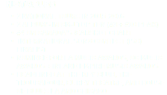 notables 2 NATIONAL TOURS IN 2015-2016 2 ALBUMS IN CMJ TOP TEN (#3 + #10 PEAK) #4 on Canada's !earshot Chart International Song Contest (ISC) finalist NOMINEE FOR LA MUSIC AWARDS, OC MUSIC AWARDS + INLAND EMPIRE MUSIC AWARDS HEADLINED AT The Key Club, the Troubadour, El Rey Theatre, and House of Blues LA and Chicago